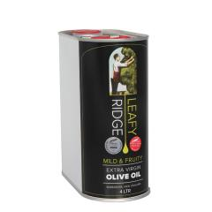 Extra Virgin Olive Oil, Mild & Fruity - 4L can image