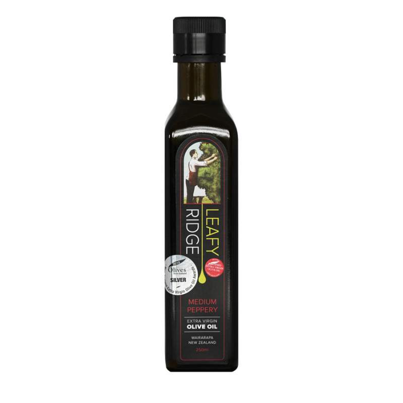 Extra Virgin Olive Oil, medium peppery - 250mL image