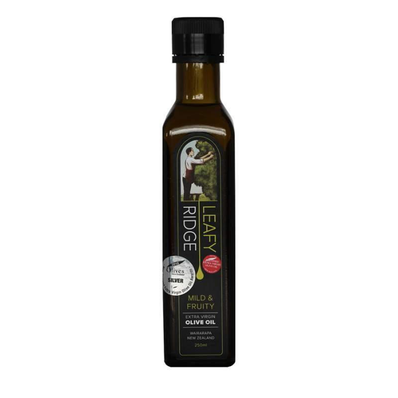 Extra Virgin Olive Oil, Mild & Fruity - 250mL image
